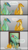 Inspirational Dragonesses by xTheDragonRebornx