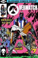 Overwatch - Heroes Do Die by LarryKingUndead