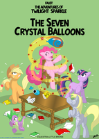 The Seven Crystal Balloons by Cynos-Zilla