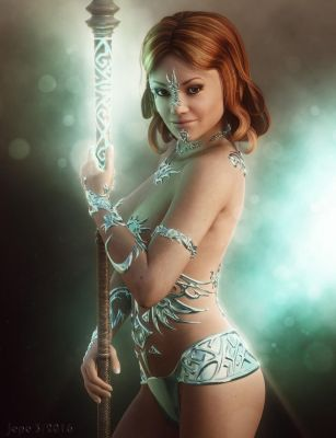 Body Jewels by jepegraphics