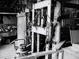 Machine Shop 2 by DeepSlackerJazz