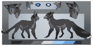 Ice - Sona [Reference Sheet 18.02.18] by Awkwardos