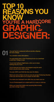 10 Tips for Graphic Designer by mvgraphics