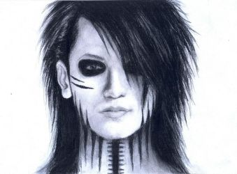 Ashley Purdy by A7Xserbia98