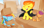 Save Princess Scootaloo by OMGProductions