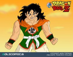Yamcha by Solicomics