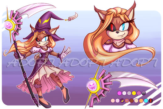 Haloween Adopt #3 [CLOSED] by Yochanan-dreamer