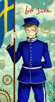 APH Sweden's national day by MaryIL