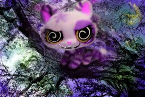 Wonderland LPS top model weirdness by Raycat43