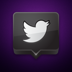 Twitter for Mac Icon [updated] by marc2o