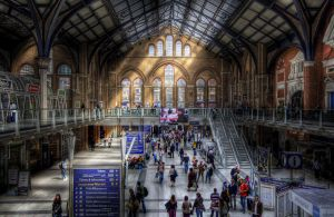 liverpool street station by fbuk