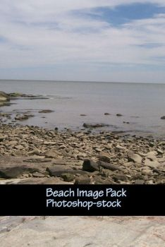 Beach Image Pack by photoshop-stock