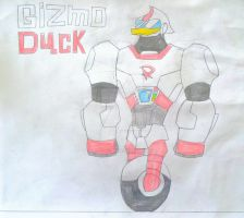 GizmoDuck by JousamosPrime