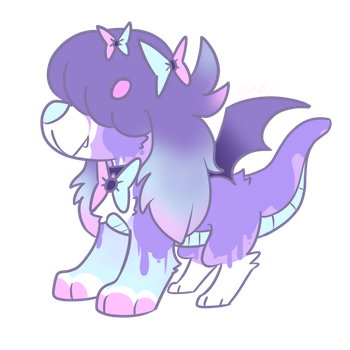 Old OC Redesign #2 - CLOSED by GatoPhilia
