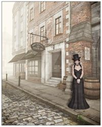 Old London by kissmypixels