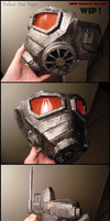 Fallout NCR Ranger Cosplay WIP by Allyson-x