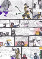 Mortal Kombat Comic 15 by SeSerkku