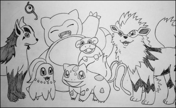 pokegroup by annoyingArticuno