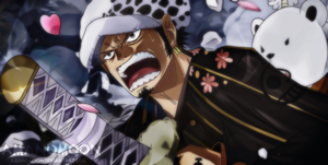 One Piece 914 Trafalgar Law is back Wano Kuni Colo by Amanomoon