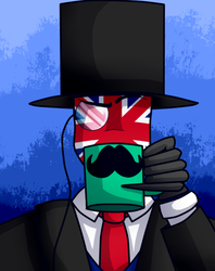 British (Version 2) by P-Paradox