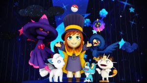 A Hat in Time and Pokemon
