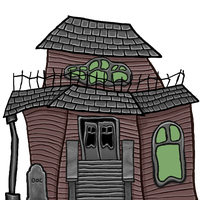 Haunted House by Ultimaodin