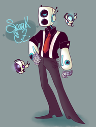 Robits by ThePaperhead