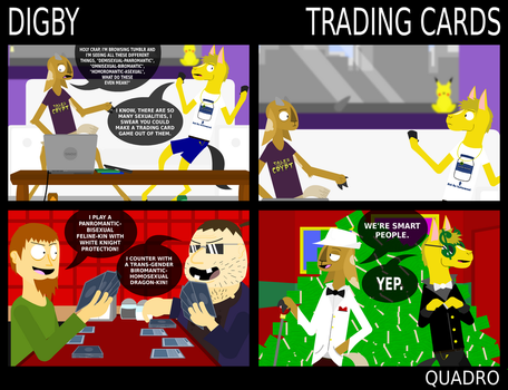 Digby - Trading Cards by DigbyTheGoat