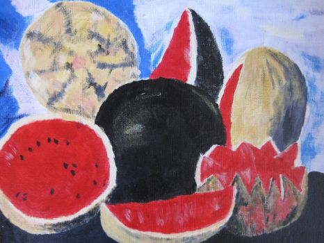 watermelons by maggie14and1