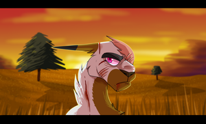 Born in grief, raised in hate. by Ga-LEM-tido