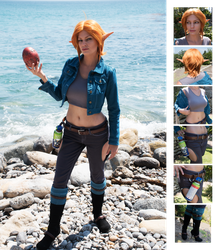 Geronimo Cosplay Contest by DrinkTeaOrDie