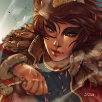 Taliyah by simoneferriero