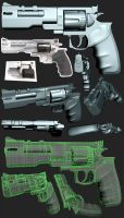 Killzone Gun by Pogimonz