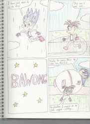 AT: Robin's Inflated Landing Comic by mastergamer20