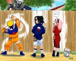 Naruto-one of those missions by mayshing