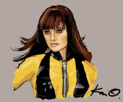 Silk Spectre, Watchmen by kaio89