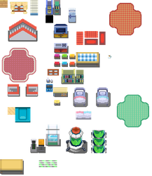 Pallet Town Rips - Interior by PixelMister