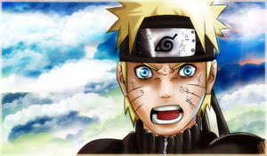 Naruto coloring by DIABLO123456