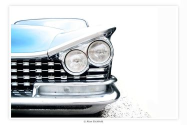 1959 Buick Electra by Alan-Eichfeld