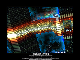 future cities by fraterchaos