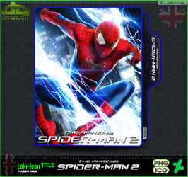 The Amazing Spider Man 2 (2014)1 by Loki-Icon