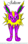 __Jalteon The Jolteon__ by Eternalskyy