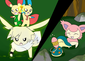 PMD Mision 2: Guardias Escolares (2/2) by Bellaceline122