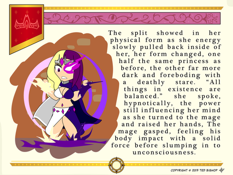 Another Princess Story - Light and Dark Mage by Dragon-FangX