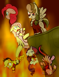 Be Worse Than Them by Squipy-Cheetah