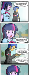 Equestria Girls Ending Scene by CrimsonBugEye