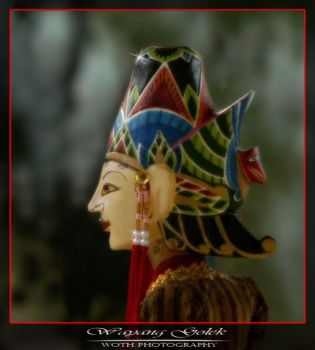 Sundanese Puppet by iwoth