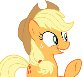 Vector - Let's Ask Goldie! by SketchMCreations