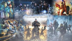 Alliance - 2880x1620 Poster by Archangel470