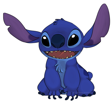 stitch by meeshmoose
